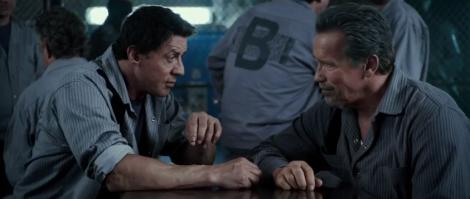 Photo-du-film-EVASION-avec-Stallone-et-Schwarzenegger