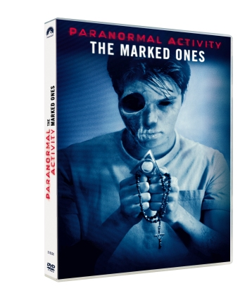 DVD PARANORMAL ACTIVITY THE MARKED ONES 3D - 3333973183263