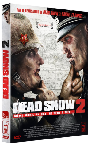 3D DVD DEAD SNOW 2 web