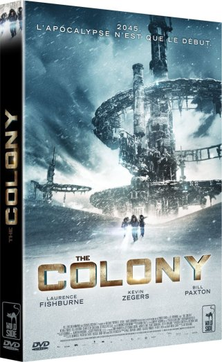 the_colony_dvd