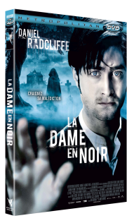 3D-DVD Fourreau La Dame