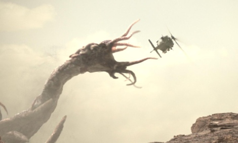 Monsters: Dark Continent: full of 'gunfire and macho posturing'.