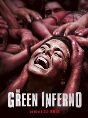 THE GREEN INFERNO WS 390x522
