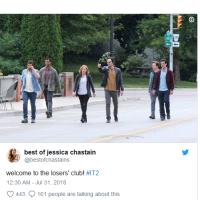 """[NEWS] Nouvelles photos du tournage de """"ça: chapitre 2"""""""